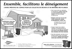 deneigement | Municipalité de Saint-Mathieu