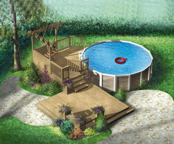 Nouvelles municipalit de saint mathieu for Construction piscine permis